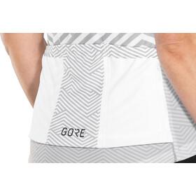GORE WEAR C3 Jersey Women white/light grey